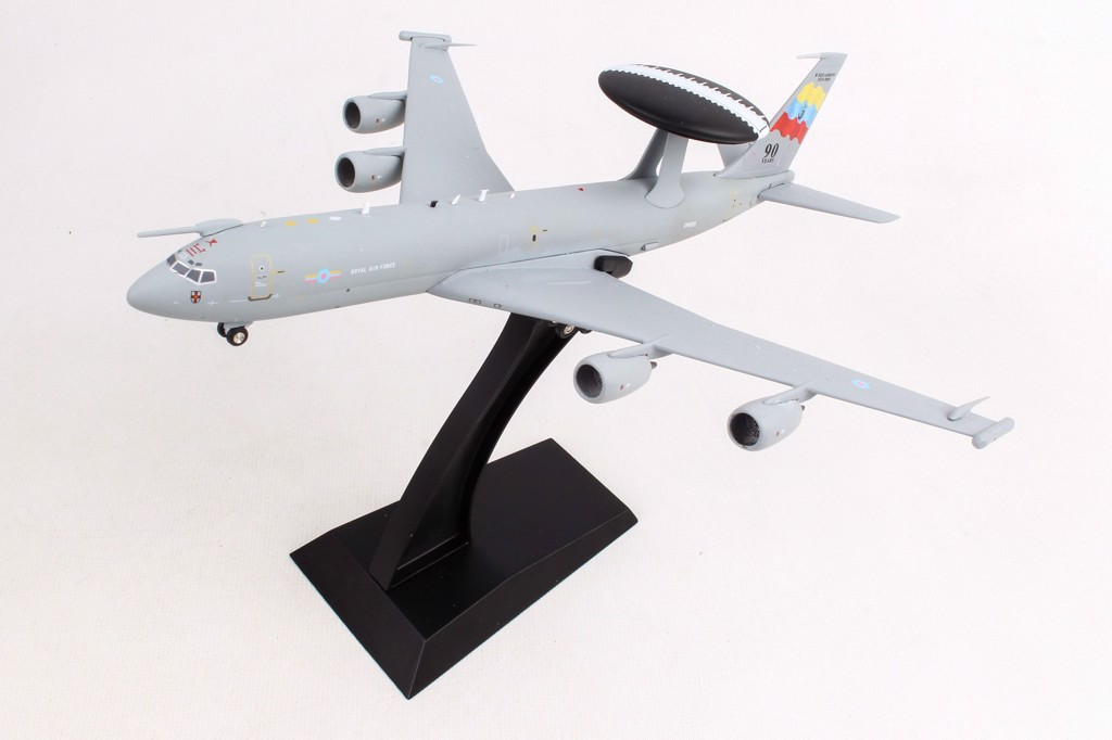 Mô Hình Máy Bay Royal Air Force Boeing E-3B Sentry ZH103 | InFlight 1:200