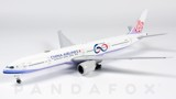 Mô Hình Máy Bay China Airlines Boeing 777-300ER B-18006 60th Anniversary | JC Wings 1:400