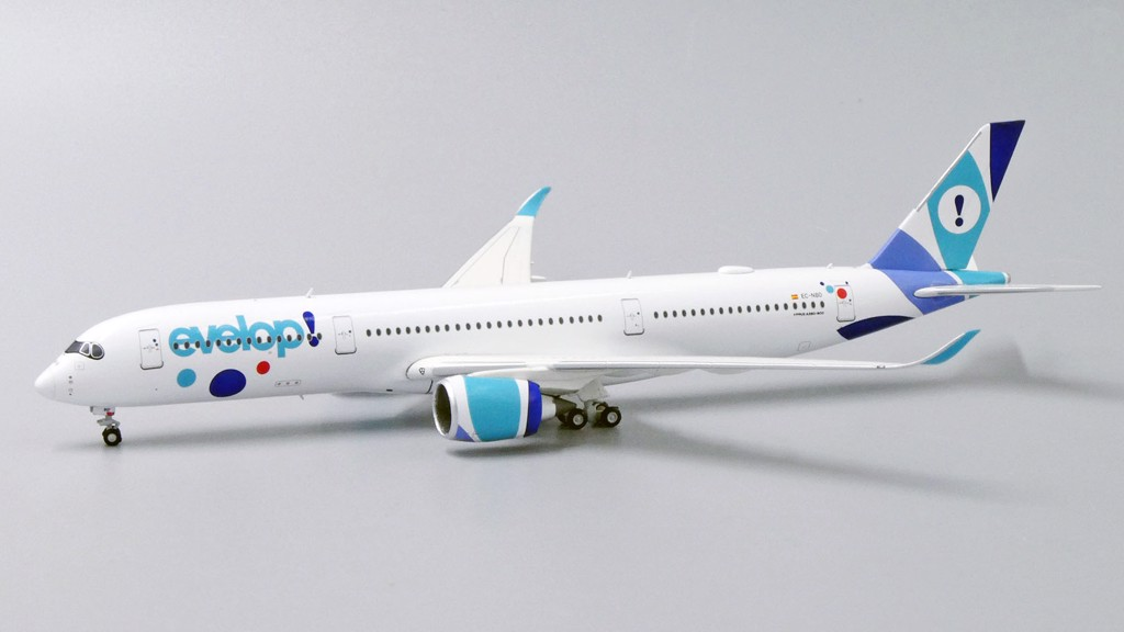 Evelop Airlines Airbus A350-900 EC-NBO JC Wings 1:400 JC4EVE159 XX4159