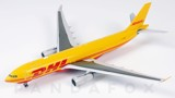 Mô Hình Máy Bay DHL (European Air Transport) Airbus A330-200F D-ALMA | JC Wings 1:400