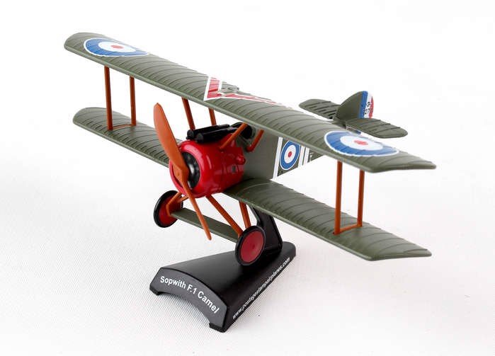 Mô Hình Máy Bay Royal Air Force Sopwith Camel B7270 | Postage Stamp 1:63