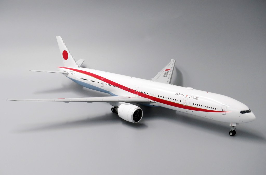 Mô Hình Máy Bay Japan Air Self-Defense Force Boeing 777-300ER N509BJ | JC Wings 1:200
