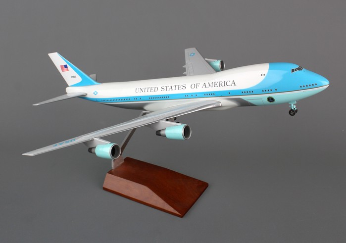 Mô Hình Máy Bay United States Air Force Boeing VC-25 29000 Air Force One | Skymarks 1:200