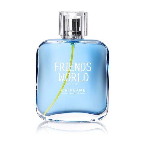 Friends World For Him Eau de Toilette