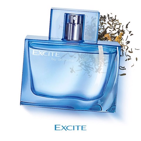 Excite by Oriflame Eau de Toilette