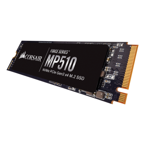 Corsair MP510 M.2 2280 240gb - PCIe NVMe SSD