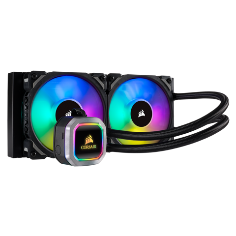 Corsair H100i RGB Platinum 240mm