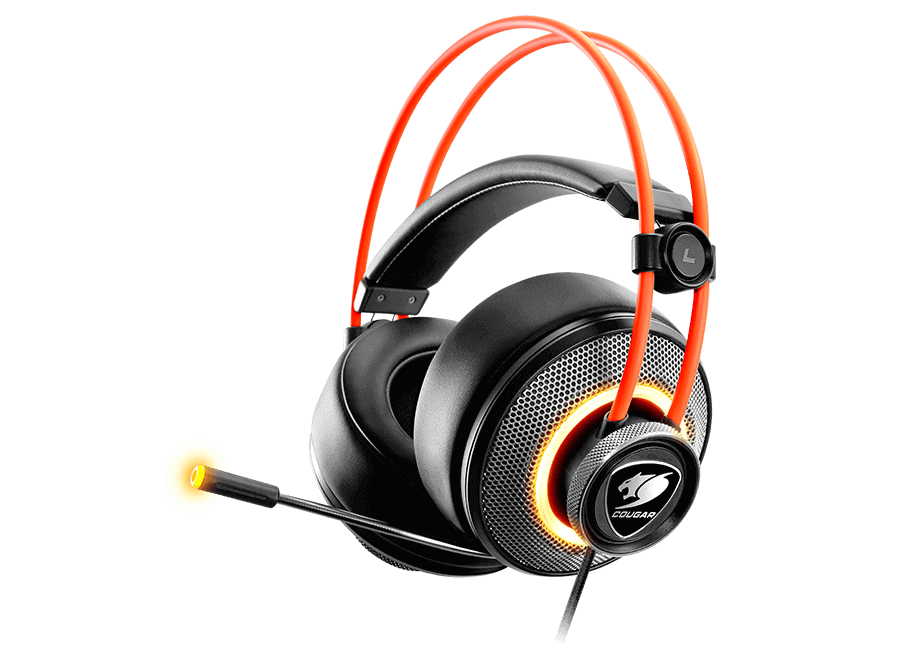Cougar Immersa Pro 7.1 - RGB Advanced Lightweight Pro Gaming Headset