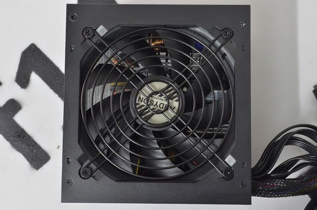 Andyson M5+ 650W 100% Japan Cap - Single Rail - 80 Plus Bronze PSU