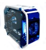 In-Win D-Frame White Blue 2.0 + SII-1065W - 30th Anniversary Premium Signature Combo
