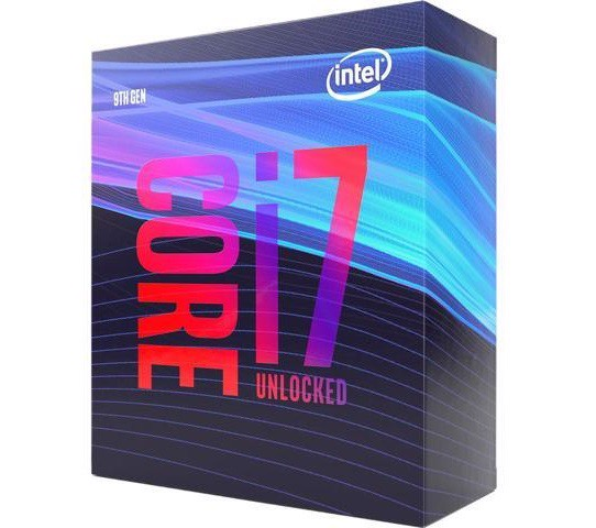 Intel Core i7-9700K Processor 12M Cache, up to 4.90 GHz - Socket 1151v2 Coffee Lake