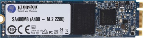 Kingston A400 120GB -  M2 Sata 3 SSD