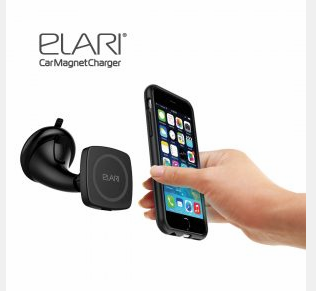 Elari CarMagnetCharger- WIRELESS DOCKING STATION FOR YOUR CAR