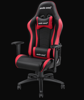 Anda Seat Axe Black/Red - Full PVC Leather 4D Armrest Gaming Chair