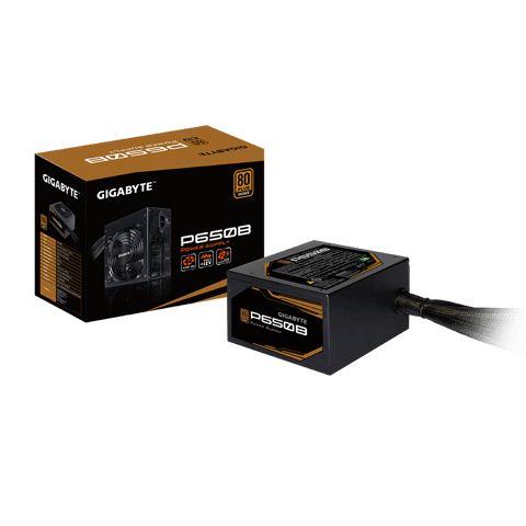 Gigabyte P650B 650W 80 PLUS bronze - Power Supply