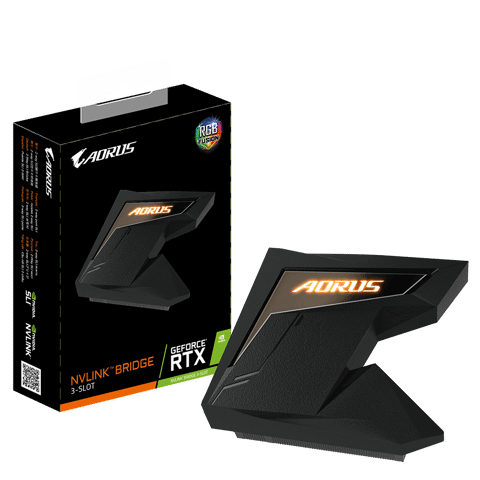 AORUS NVLINK™ BRIDGE (3-slot)