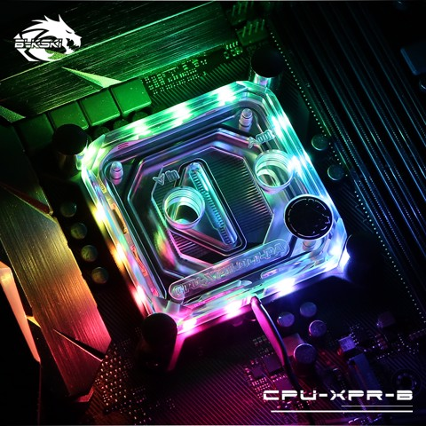 Bykski CPU-XPR-B-PA - Digital RGB Cpu Blocks