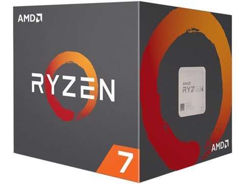 AMD Ryzen 7 2700 3.2Ghz (4.1Ghz Turbo) Socket AM4