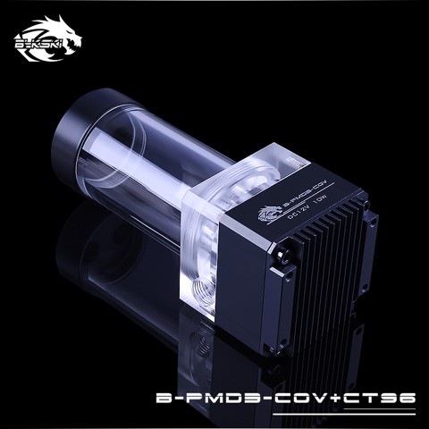 Bykski B-PMD3-COV+CT96 Black - Water Pumb