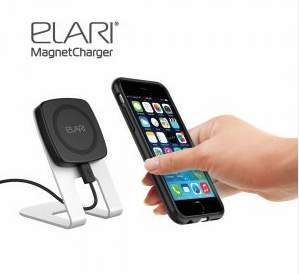 Elari MagnetCharger- WIRELESS DOCKING STATION