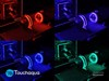 Bitspower Touchaqua DIY Water Cooling Set Hard Tube 14 RGB