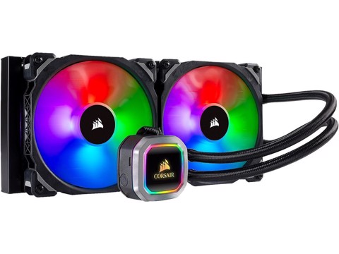 Corsair H115i RGB Platinum 280mm