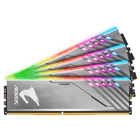 AORUS RGB Memory 16GB (2x8GB) 3200MHz (With Demo Kit)