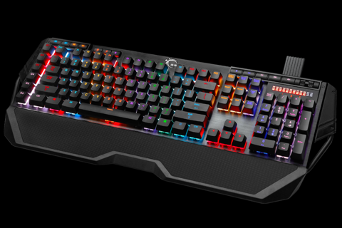 G.Skill Ripjaws KM780R RGB Led - Cherry MX Blue Mechanical Gaming Keyboard