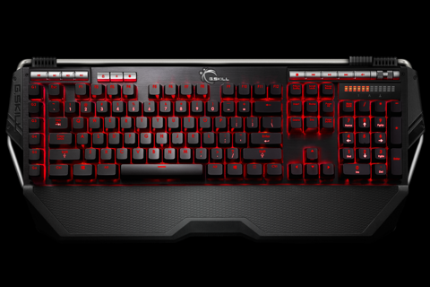 G.Skill RIPJAWS KM780R MX - Mechanical Gaming Keyboard (Cherry MX Red)