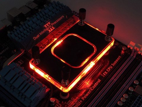 XSPC RayStorm AMD Custom Led - Cpu WaterBlock