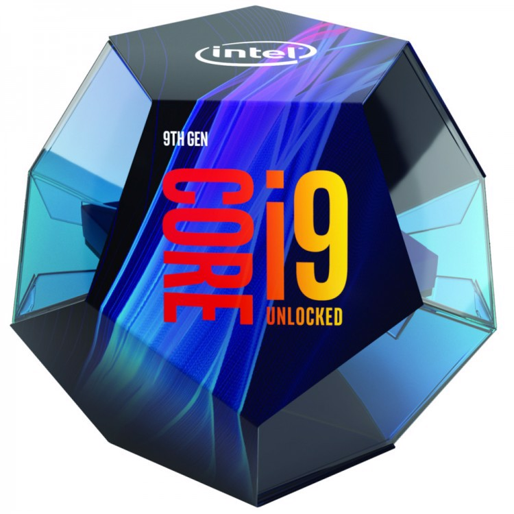 Intel® Core™ i9-9900K 8C/16T 16M Cache, up to 5.00 GHz