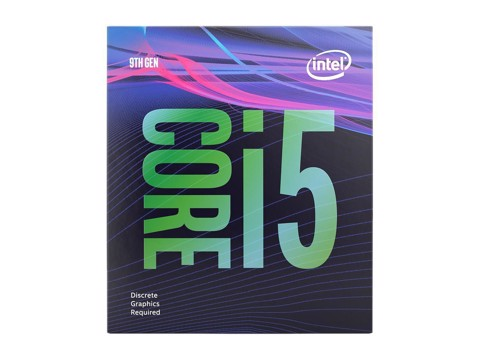 Intel Core i5-9400F 6C/6T 9MB 2.9 - 4.10 GHz - Socket 1151v2 Coffee Lake