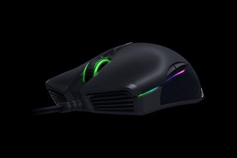 Razer Lancehead Tournament Edition Ambidextrous - Gaming Mouse