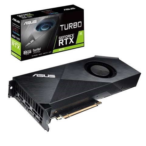 ASUS Turbo GeForce RTX™ 2070 8GB GDDR6