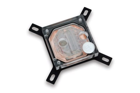 EK-Supremacy EVO Copper + Plexi - Cpu Block