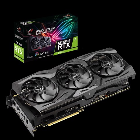 Asus Geforce RTX 2080 Ti 11GB  Strix OC