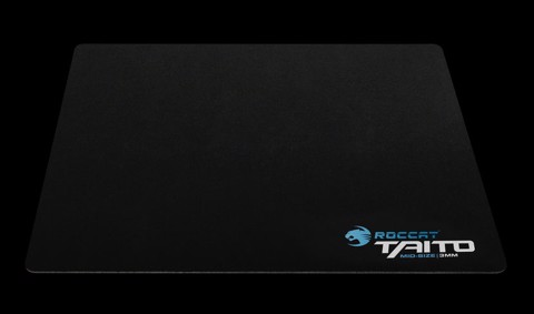 Roccat Taito Mid-Size Shiny Black 3mm Gaming Mousepad
