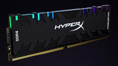 Kingston HyperX Predator RGB 8GB(1x8) 3200MHz - DDR4