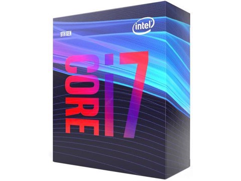 Intel Core i7-9700 Processor 12M Cache, up to 4.70 GHz - Socket 1151v2 Coffee Lake