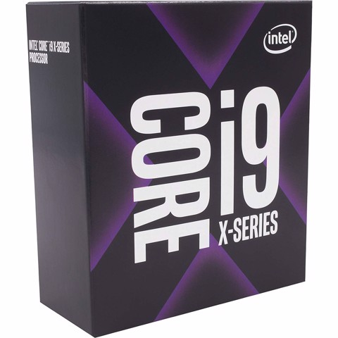 Intel Core i9-9940X 14C/28T19.25M Cache, 3.3GHz up to 4.50 GHz Socket 2066