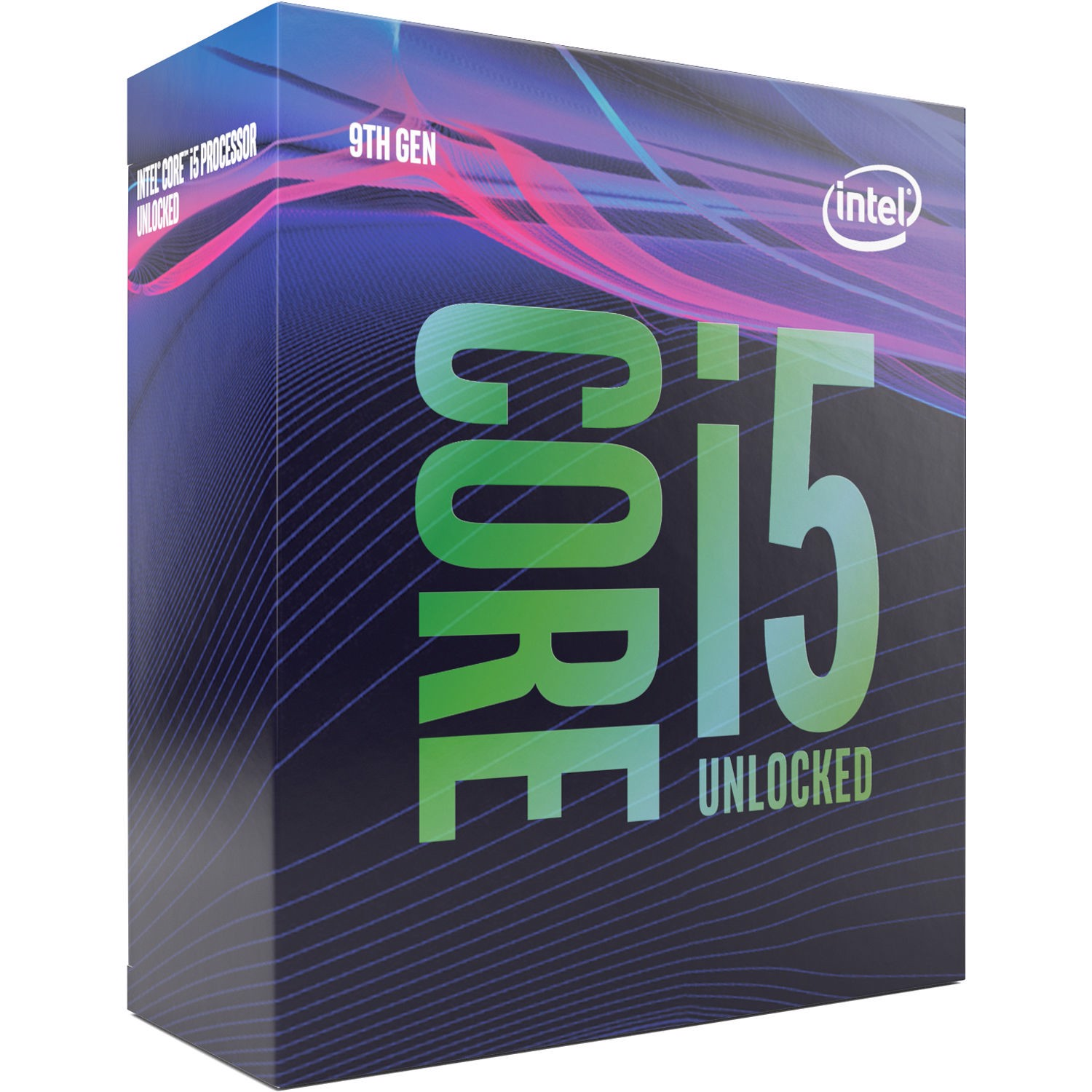 Core i5-9600K 9MB 6C/6T 3.7-4.6GHz - Socket 1151v2 Coffee Lake