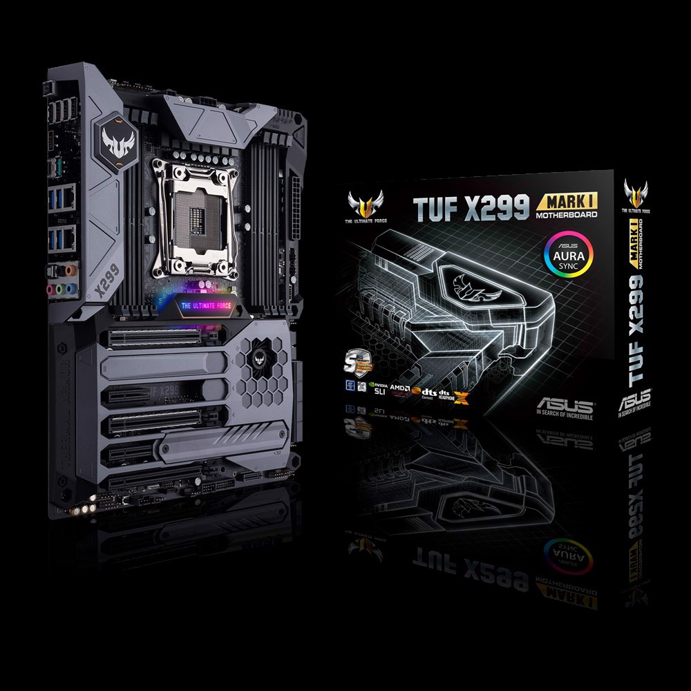 ASUS X299 TUF Mark 1 Socket 2066