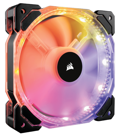 Corsair HD 120 RGB Fan - 3 Fans Pack