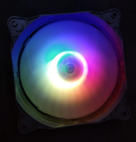 Infinity MSC 120mm A-RGB Fan case