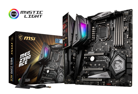 MSI MEG Z390 ACE - Socket 1151v2