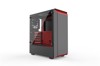 Phanteks Eclipse P300 Black/ Red