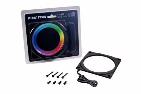 Phanteks Halos RGB Fan Frames 140mm