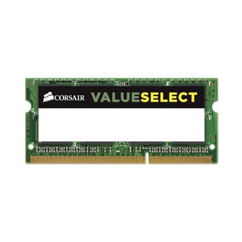 ( DDR3L 4GB)Corsair ValueSelect 4GB ( 1x4GB ) DDR3L 1600C11 SO-DIMM for laptop
