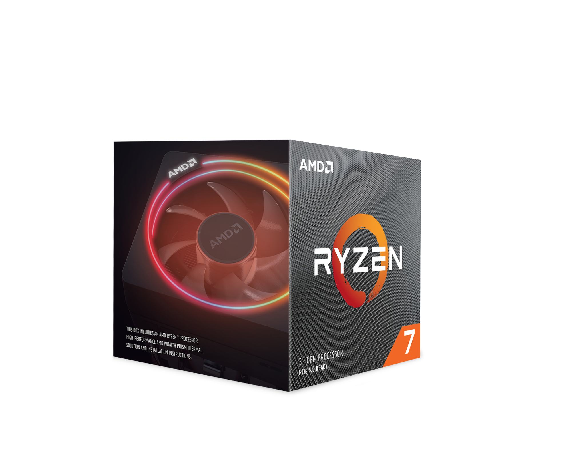 AMD Ryzen™ 7 3800X 8C/16T UPTO 4.5GHZ