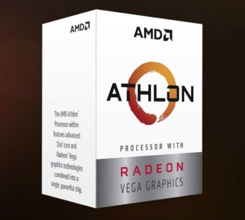 AMD Athlon™ PRO 200GE 3.2Ghz Socket AM4